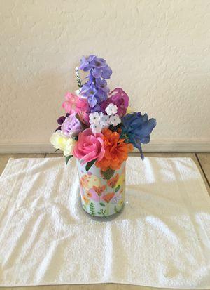 Spring floral arrangement for Sale in Waddell, AZ