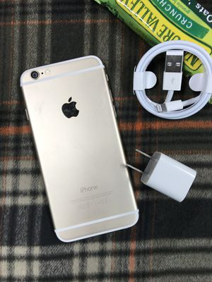 64Gb - Gold - iPhone 6 - Factory Unlocked. for Sale in New York, NY