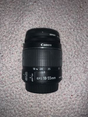 Cannon camera lens for Sale in Union City, CA