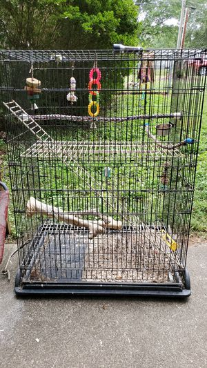 Large bird cage for Sale in Hillsborough, NC