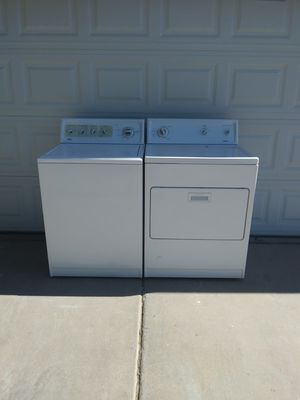 Washer and gas dryer for Sale in Las Vegas, NV