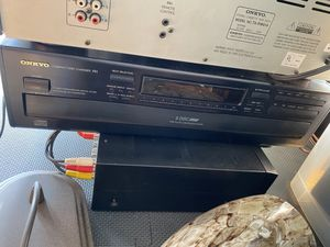 Onkyo CD player for Sale in Long Beach, CA