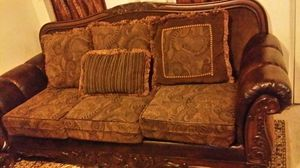 Two piece sofa seat brand Ashley for Sale in Columbus, OH