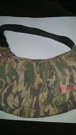 New camouflage Billabong purse hobo bag for Sale in Tempe, AZ