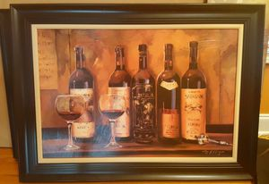 Wine painting for Sale in Kingsport, TN