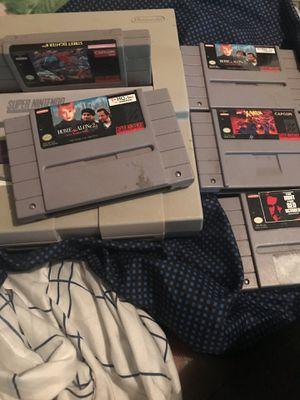 Super Nintendo for Sale in Salt Lake City, UT