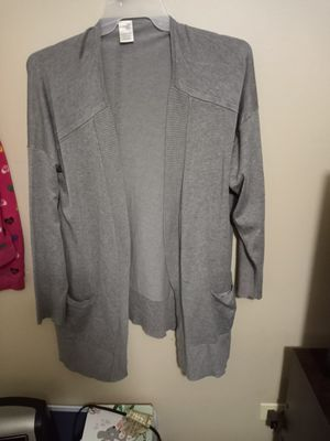 Gray cardigan 1x for Sale in Chicago, IL