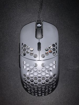 G-Wolves Skoll SK-L3360 Ultra Lightweight Honeycomb Shell Wired Gaming Mouse for Sale in Anchorage, AK