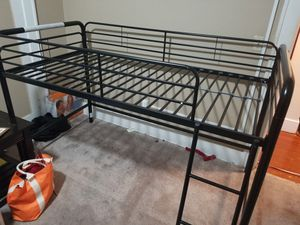 Jr. Loft bed frame (Twin) for Sale in Portland, OR