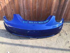 2006-2010 VW Beetle rear bumper for Sale in Jurupa Valley, CA