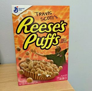 Travis Scott Reece's Puffs (Sold Out) for Sale in Dallas, TX