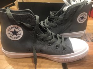 Grey converse. Men's 4, Women's 6 $40 for Sale in Columbus, OH