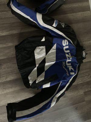 Suzuki Intersport Motorcycle Jacket Medium for Sale in West Covina, CA
