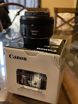 Canon 50mm 1.8 for Sale in Portland,  OR