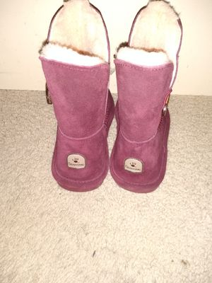 Bearpaw Girls Boots - Size 5 for Sale in San Lorenzo, CA