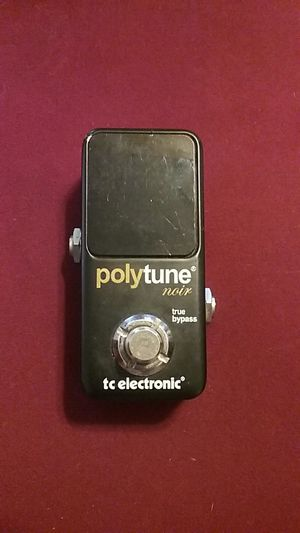 TC Electronic Polytune Noir for Sale in Clearwater, FL