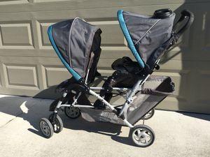 Graco DuoGlider double stroller for Sale in Bradenton, FL