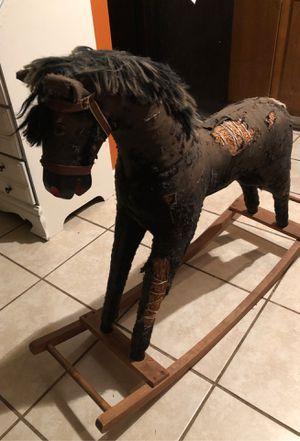 Antique Rocking Horse for Sale in Lexington, KY