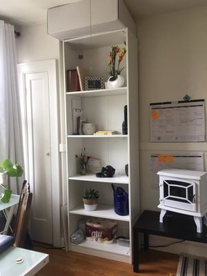 White ikea shelves for Sale in Portland, OR