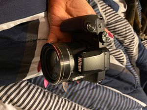 Nikon camera bundle for Sale in Euless, TX