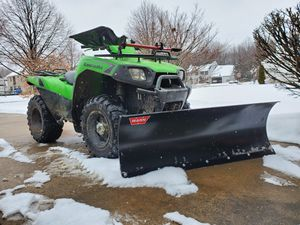 Kawasaki Brute Force 650 4x4 ATV for Sale in Valley View, OH