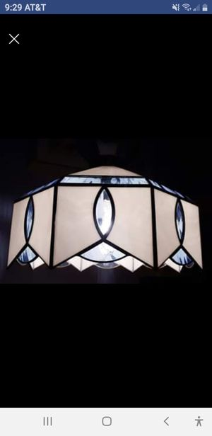 Underwriters Laboratories Tiffany hanging lamp for Sale in Marco Island, FL