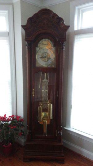 Howard Miller Grandfather Clock Model #610-716 for Sale in Leesburg, VA