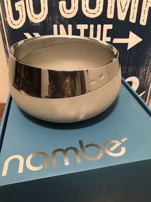 Nambé flower pot for Sale in Las Vegas, NV