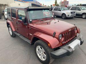 2008 Jeep Wrangler for Sale in Mesa, AZ