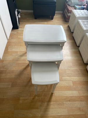Nesting Tables for Sale in Lemoore, CA