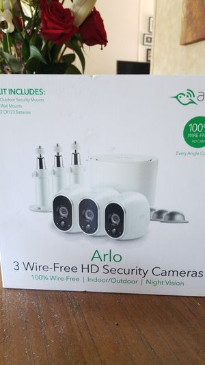 Arlo Security Cameras for Sale in Austin, TX