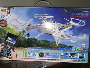 FPV DRONE REAL TIME HD CAMERA $129 retail blowout at $ 90 firm for Sale in Las Vegas, NV