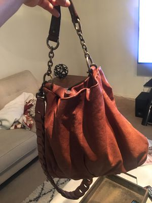 Tan over shoulder purse for Sale in Venus, TX