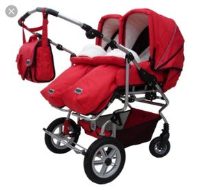 Air spider duo twin stroller for Sale in New York, NY