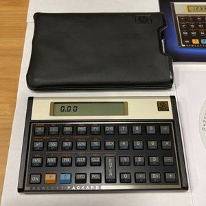 hp 12c Financial Calculator for Sale in Chelsea, MA