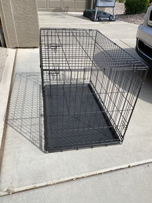 "Dog crate 24"" tall x 36"" long x 22"" wide for Sale in Peoria, AZ"