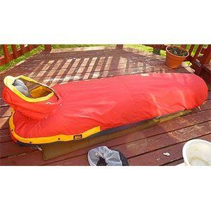 REI Waterproof Bivouac with Matching Sleeping Bag for Sale in Mill Creek, WA