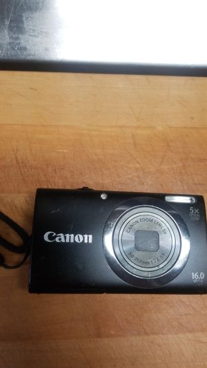 Canon camera for Sale in The Bronx, NY