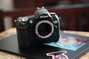 Nikon D70 body only for Sale in Phoenix, AZ