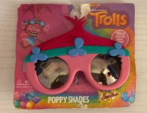 BRAND NEW! TROLLS PINK POPPY SUNGLASSES for Sale in West Covina, CA