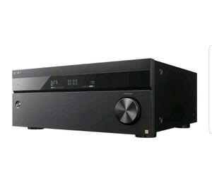 SONY STRZA1000ES 7.2-Channel 4K AV Receiver (Black) for Sale in Marietta, GA