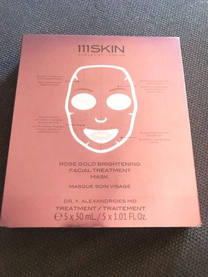 111 skin face mask for Sale in Los Angeles, CA