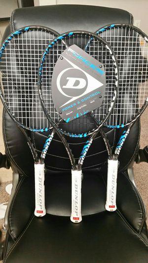 Brand new dunlop force tennis racquet/rackets for Sale in Atlanta, GA