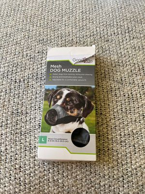 Dog muzzle for Sale in Chula Vista, CA