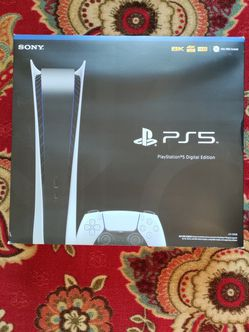 Playstation 5 Digital, PS5 Digital $800 for Sale in Wheaton,  IL