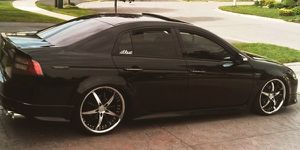 (STAY SAFE) STERILIZED CAR ACURA TL 2006 Good as New for Sale in Fullerton, CA