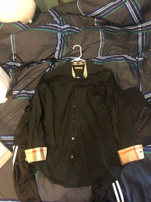 Burberry shirt for Sale in San Leandro, CA