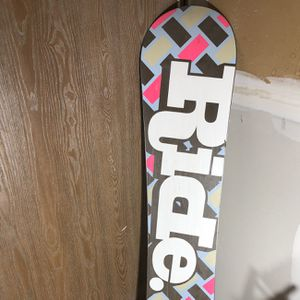 Snowboard Ride society 151 for Sale in Federal Way, WA
