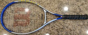 Tennis Racket - Titanium, LIKE-NEW! (Wilson) for Sale in Queen Creek, AZ