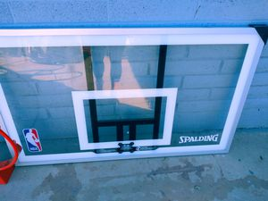 Spalding basketball board and hoop for Sale in Phoenix, AZ